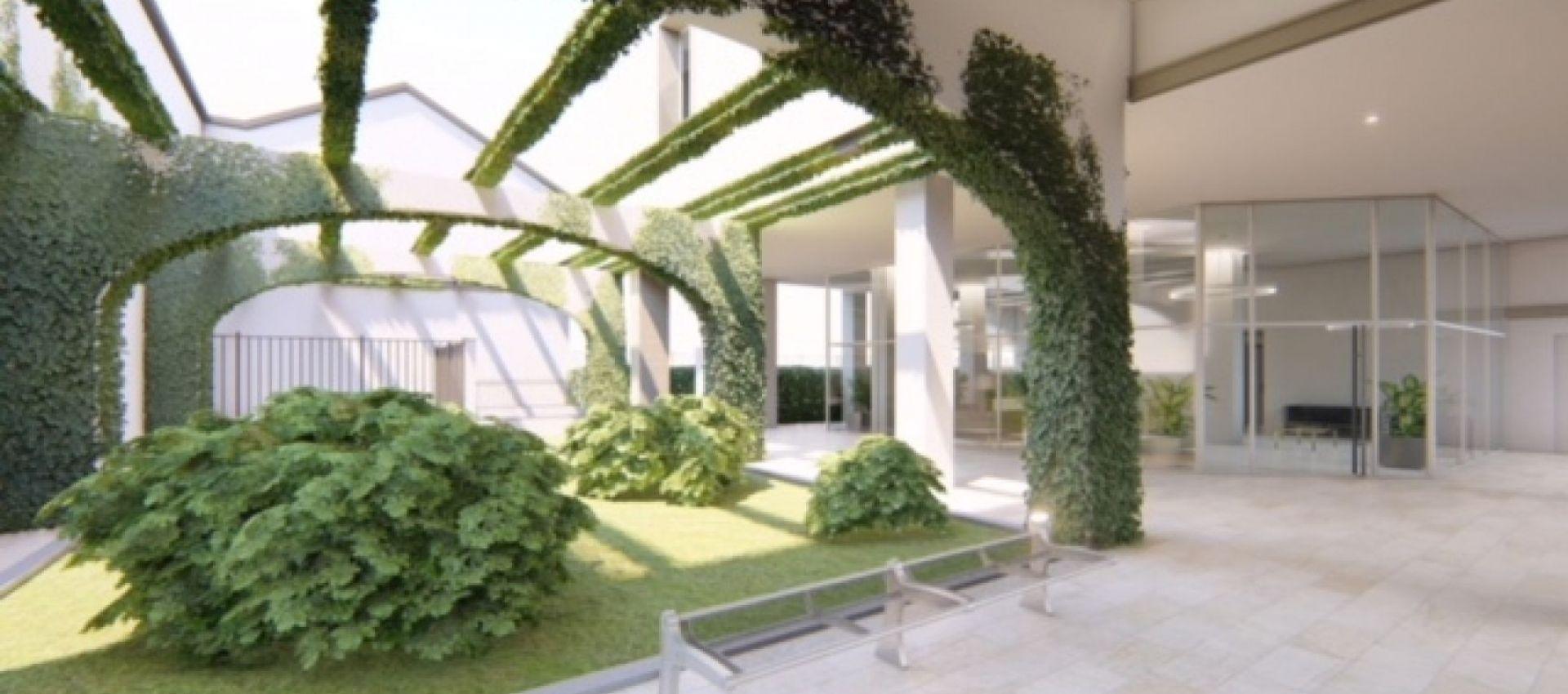 giardini di correzzana rendering